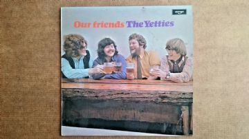 Our Friends The Yetties Vinyl  LP Record Stero 1971 Issue